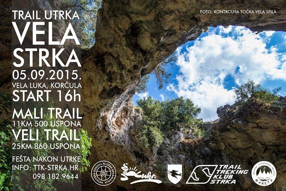 Vela Strka 2015 - plakat