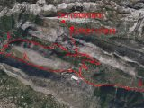 3 kolo Strka Trail lige 2017 – karta do starta Gornje Sitno