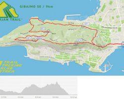 Marjan Trail 2017 – Gibajmo se 9km – karta i profil staze