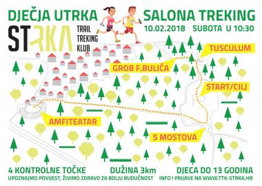 Salona Trek 2018 – Dječja utrka