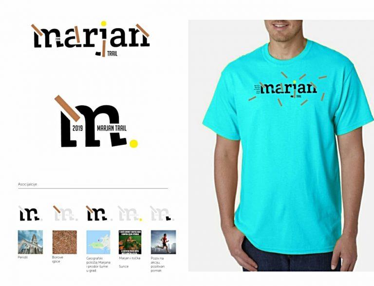Marjan Trail majica