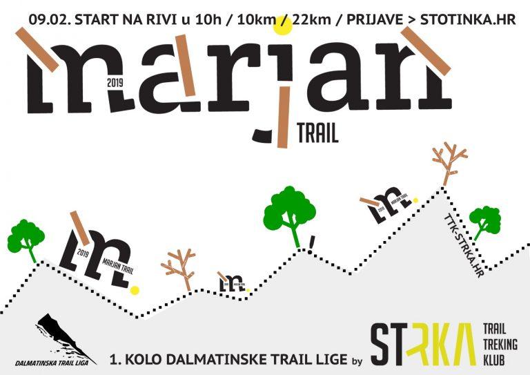 Marjan Trail plakat