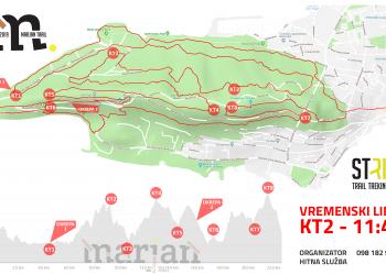 Marjan Trail 2019 – 23km FINAL NEW